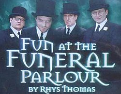 Fun at the Funeral Parlour DVD front Cover.jpg