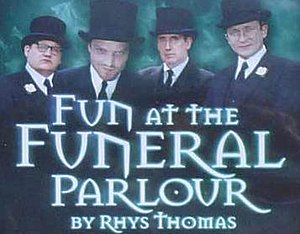 Fun at the Funeral Parlour - Image: Fun at the Funeral Parlour DVD front Cover