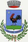 Coat of arms of Gallicano nel Lazio
