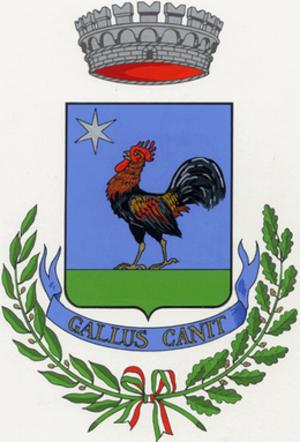 Gallicano nel Lazio - Image: Gallicano nel Lazio Stemma