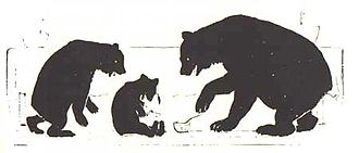 Goldilocks and the Three Bears - Illustration by John Batten, 1890