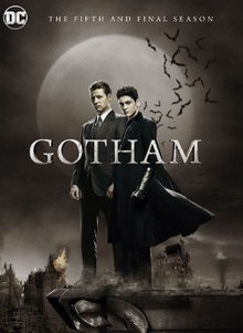 Gotham (season 5) - Wikipedia