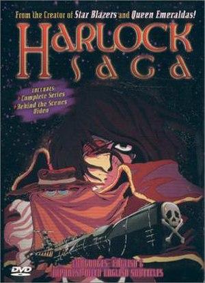 Harlock Saga - Image: Harlocksaga