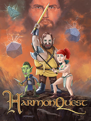 HarmonQuest - Series poster