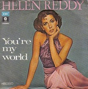 You're My World - Image: Helen Reddy You're My World