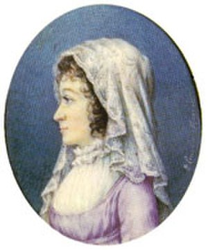 Alliance of the Hearts of Jesus and Mary - Henriette Aymer de Chevalerie co-founded the Congregation of the Sacred Hearts of Jesus and Mary with Peter Coudrin in 1800.