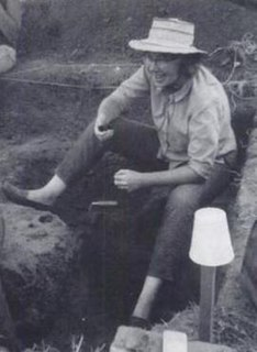 Hester A. Davis American archaeologist