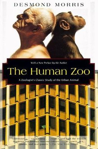 The Human Zoo (book) - Book cover