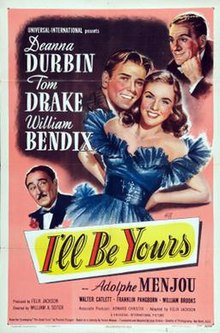 I'll Be Yours 1947 Poster.jpg