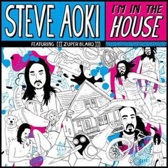 I'm in the House - Image: I'm In The House Alternate Cover