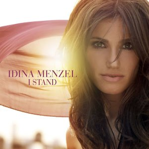 I Stand (album) - Image: Idina Menzel I Stand Album cover