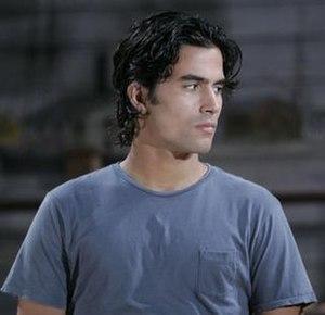 Diego Alcazar - Image: Ignacio Serricchio as Diego Alcazar