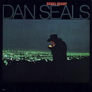 Rebel Heart (Dan Seals album) - Image: Image 2danseals