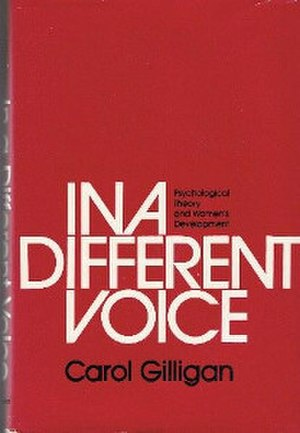In a Different Voice - Image: In a Different Voice (Gilligan book)