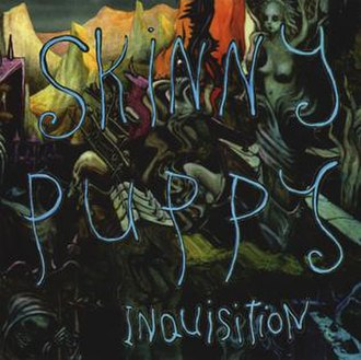 Inquisition (song) - Image: Inquisition (1992) CD cover