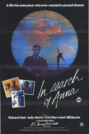 In Search of Anna - Theatrical film poster