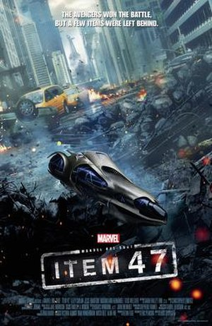 Item 47 - Home media release poster