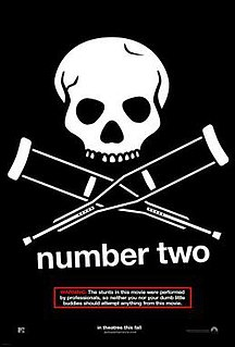 <i>Jackass Number Two</i> 2006 film by Jeff Tremaine