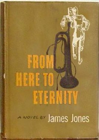 From Here to Eternity (novel) - First edition