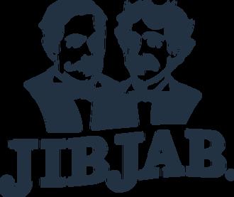 JibJab - Image: Jib Jab brand logo, 2016