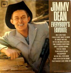 Everybody's Favourite - Image: Jimmy Dean Everbody's Favorite