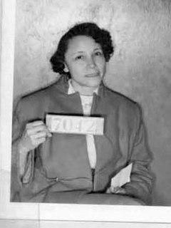 Jo Ann Robinson Civil rights activist