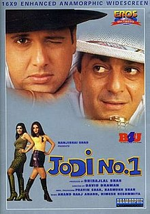 Download Jodi No 1 2001 Hindi HDrip 480p & 720p