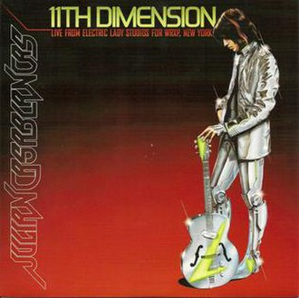 11th Dimension (song) - Image: Julian Casablancas 11th Dimension Vinyl