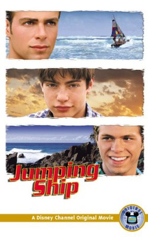 Jumping Ship - Promotional advertisement
