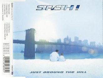 Just Around the Hill - Image: Just around the hill cd cover