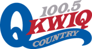 KWIQ-FM - Image: KWIQ 100.5KWIQ logo