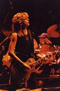 Kelly Johnson (guitarist) Rock musician
