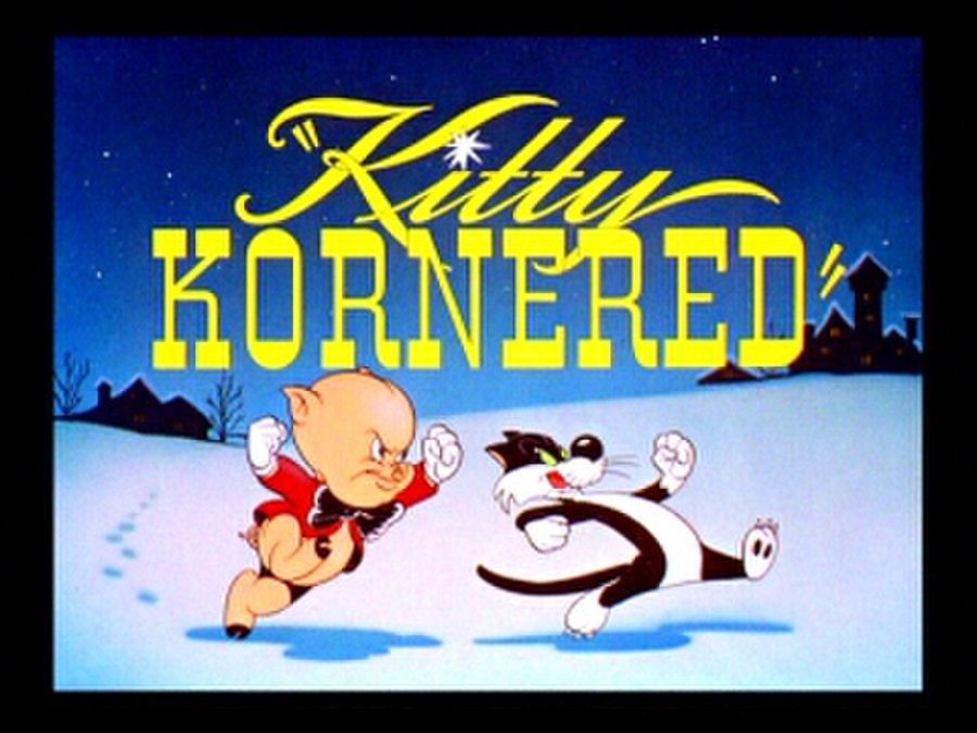 Kitty Kornered