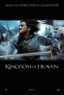 Kingdom of Heaven (film) - Wikipedia, the free encyclopedia