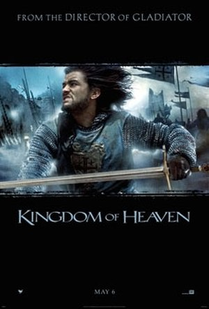 Kingdom of Heaven (film) - Theatrical release poster