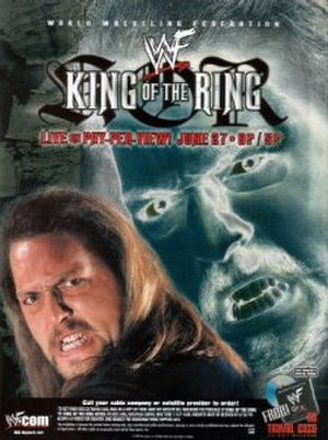 King of the Ring (1999) - Promotional poster featuring The Big Show