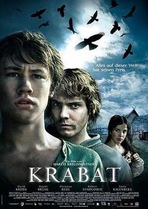Krabat (film) - Theatrical release poster