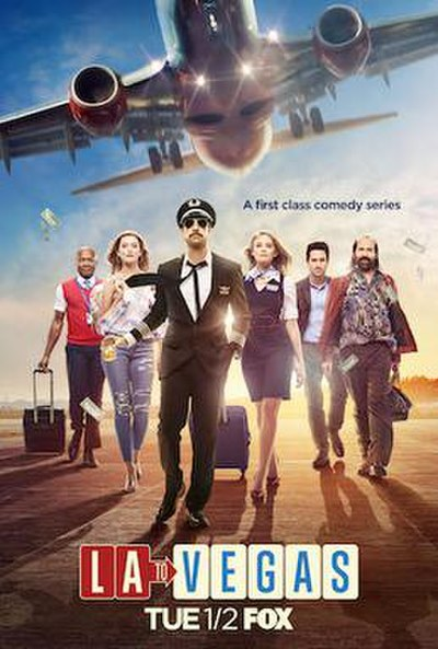 Picture of a TV show: La To Vegas