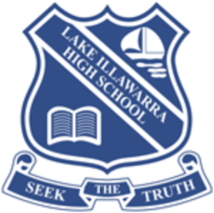 Lake Illawarra High School - Image: LIHS Logo