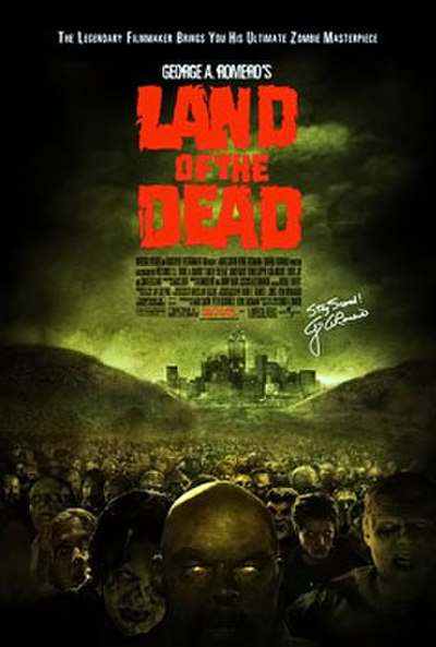 Picture of a movie: Land Of The Dead