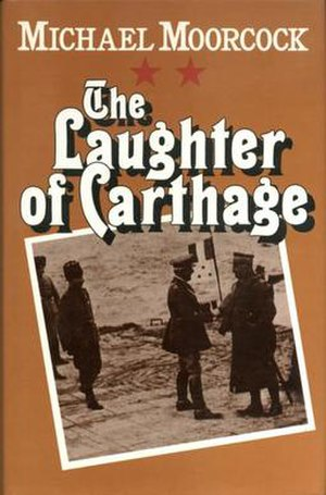 The Laughter of Carthage - Dust-jacket from the first edition