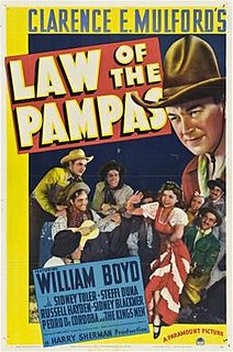 <i>Law of the Pampas</i> 1939 film by Nate Watt