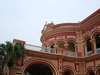 Loreto Convent Lucknow - Image: Lclko 2