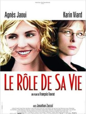 The Role of Her Life - Film poster