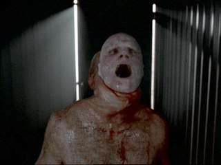Leonard Betts 12th episode of the fourth season of The X-Files