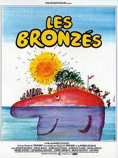 <i>French Fried Vacation</i> 1978 film by Patrice Leconte