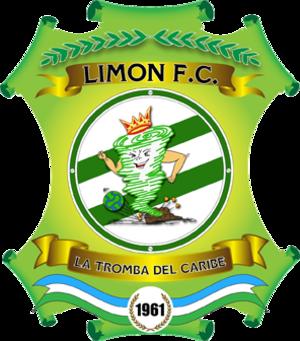 Limón F.C. - Image: Limón F Clogo