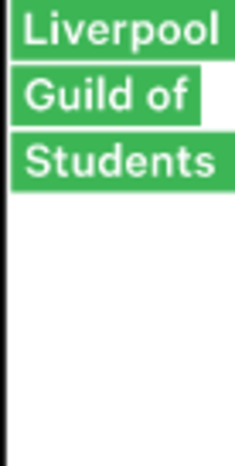 Liverpool Guild of Students - Image: Logo, Liverpool Guild of Students