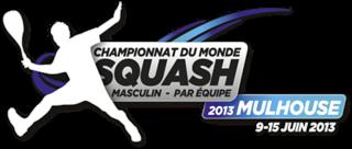 2013 Mens World Team Squash Championships