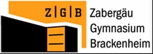 Zabergäu-Gymnasium Brackenheim - Image: Logo of the ZGB